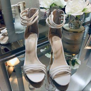 Raye Mona Heel in White
